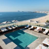 PortoBay Rio de Janeiro、リオデジャネイロ、コパカバーナのホテル