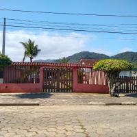 Casa litoral praia Mongaguá.