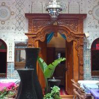 Ryad Bab Berdaine, отель в Мекнесе