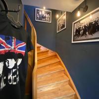 Planet Gast - Beatles-Wohnung