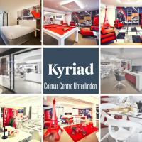Kyriad Colmar Centre Unterlinden