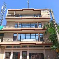 Hotel pal regency, hotel in Patiāla