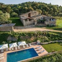 Mas Grau Casa con Encanto en Girona