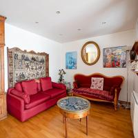 Charming apartment close to the BUTTES CHAUMONT