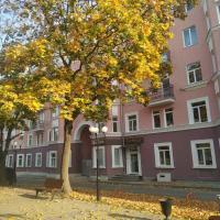 Apartment on Nizhegorodskaya 34