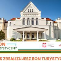 Pałac Łazienki II w Ciechocinku, Hotel in Ciechocinek