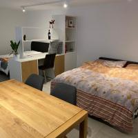 gemütliche 1 Zimmer Wohnung, perfekt für Pärchen, hôtel à Buchs