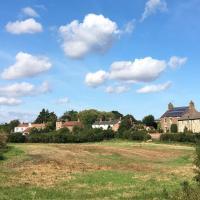 Countryside views Village escape Quiet Lane