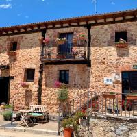 Casa Rural Las Bardas, hotel en Cubilla