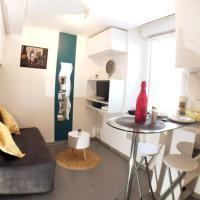 Quartier Ragueil, studio cosy tout confort!