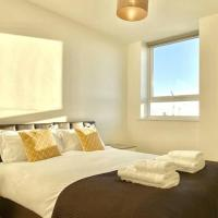 Stunning 2 Bed Apt-Amazing Transport Links-sleeps5