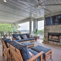 Luxe Osage Beach Lake House with Private Dock!