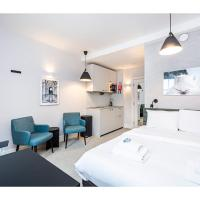 Trendy Studios, PRIMROSE HILL - SK, hotel in Camden Town, London