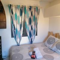 studio cosy avec jardin, hotel in Le Barcarès
