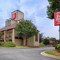 Red Roof Inn Spartanburg - I-85, hotel in Spartanburg