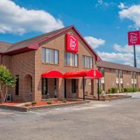 Red Roof Inn Roanoke Rapids, hotel in Roanoke Rapids