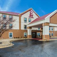 Red Roof Inn & Suites Monee, hotel di Monee