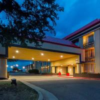 Red Roof Inn & Conference Center Lubbock, hotel in Lubbock