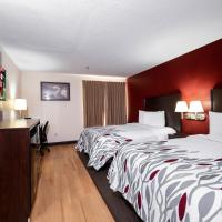 Red Roof Inn Knoxville Central – Papermill Road, hotel in Knoxville
