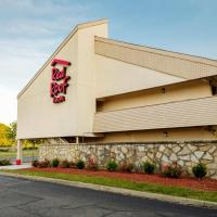 Red Roof Inn Columbus West - Hilliard, hotel in New Rome