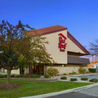 Red Roof Inn Detroit Metro Airport - Taylor, hotel in Taylor