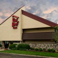 Red Roof Inn Dayton North Airport, hotel in Dayton