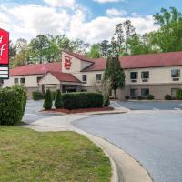 Red Roof Inn Hendersonville, hotel in Hendersonville