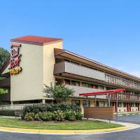 Red Roof Inn PLUS+ Washington DC - Alexandria, hotel en Alexandria
