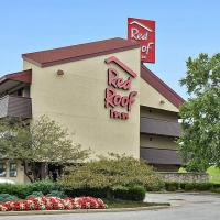 Red Roof Inn Louisville Expo Airport, hotel near Louisville Airport - SDF, Louisville