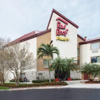 Red Roof Inn PLUS+ West Palm Beach, hotel in West Palm Beach