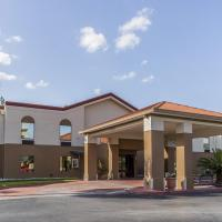 Red Roof Inn & Suites Hinesville - Fort Stewart, hotel in Hinesville