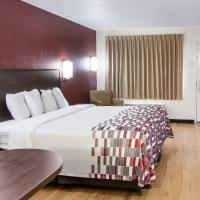 Red Roof Inn & Suites Commerce - Athens, hotel in Commerce