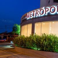 Hotel Metrópole Paulínia, hotel in Paulínia