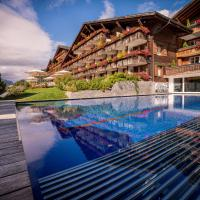 ERMITAGE Wellness- & Spa-Hotel, hotel in Gstaad