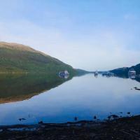 Boutique B&B, Dramatic Loch Lomond Views