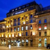 ibis Styles Manchester Portland, hotel in Manchester
