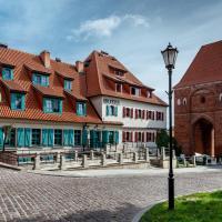 Hotel 1231, hotel in Toruń