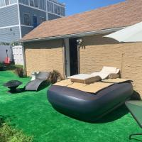 "Jaris Beach Suites ""Garden & Clubhouse"""