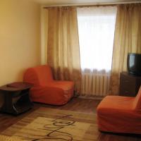 Апартаменты в 500 м от аэропорта Толмачёво., hotel near Tolmachevo Airport - OVB, Ob