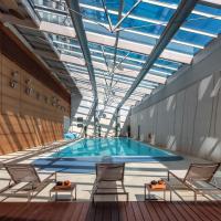 Hilton Geneva Hotel and Conference Centre, hotel near Geneva International Airport - GVA, Geneva