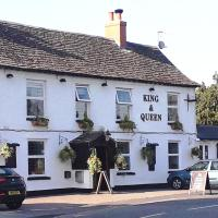 The King & Queen, hotel in Longcot