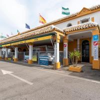 OYO Hostal El Paisano, hotel en Guadalema de los Quinteros
