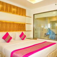 Aman Continental@ 4min walk From New Delhi Railway Station
