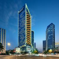 InterContinental Residences Chengdu City Center, an IHG hotel, отель в Чэнду