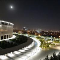 Аппартаменты вид на Стадион