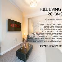 JESOUTH LUXURY HOMES - Netflix, Free WIFI