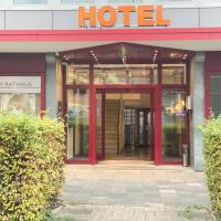 Hotel am Rathaus, отель в Фленсбурге