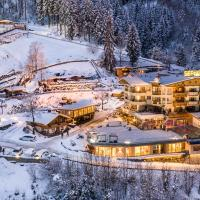 Alpin Family Resort Seetal, hotel in Kaltenbach