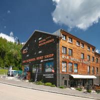Hotel U Kabinky, Hotel in Janské Lázně