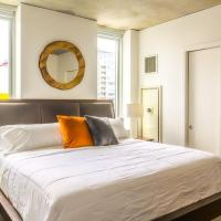 2BR Brand New Executive Luxury Suite w/ Rooftop Pool, Gym and Balcony by ENVITAE